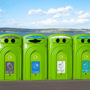 Contenedores Plásticos e Insumos de Limpieza