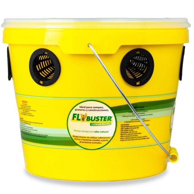 Trampa Ecológica Atrapa Moscas Grandes Espacios   Flybuster 250 GR - My Farm Delivery Colombia