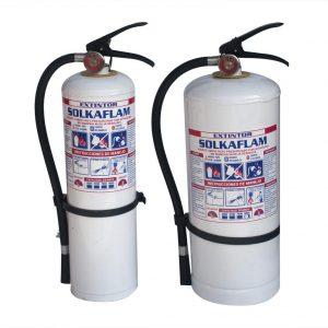 Extintor Solkaflam precio
