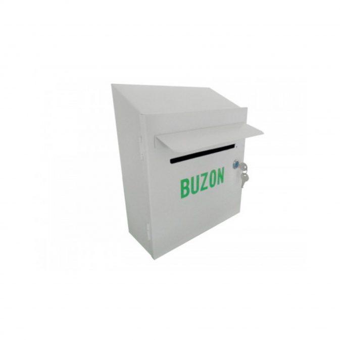Buzón metálico - My Farm Delivery Colombia