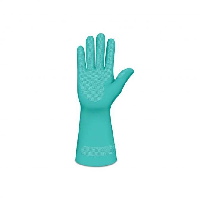 guantes de caucho calibre 35
