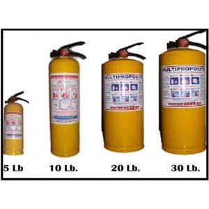 Extintores de servicio multi propósito 5,10,20,30Lbs - My Farm Delivery Colombia