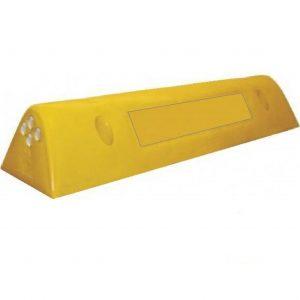 Tachones plásticos amarillos (40cm*15cm*8cm) - My Farm Delivery Colombia
