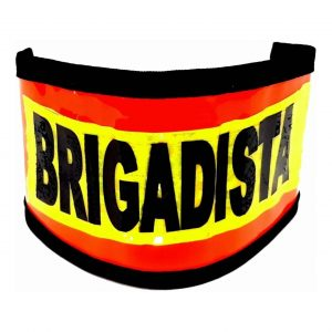 Brazalete Brigadista - My Farm Delivery Colombia