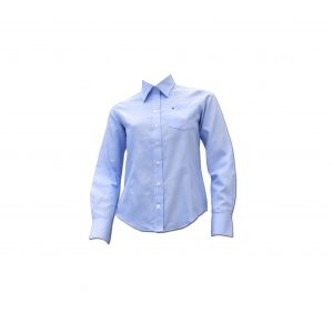 Camisa Oxford caballero o dama Azul, Blanco - My Farm Delivery Colombia