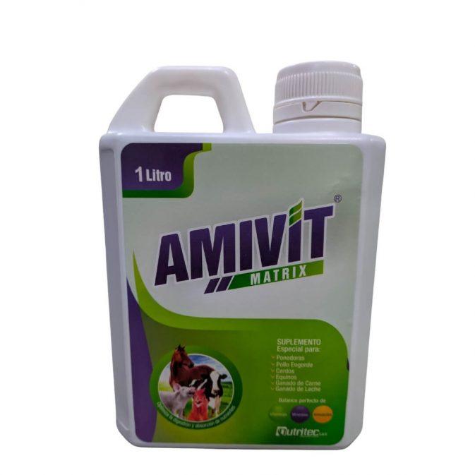 multivitaminico animal amivit