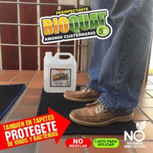 bioquat 5g desinfeccion