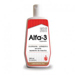 alfa 3 crema cicatrizante