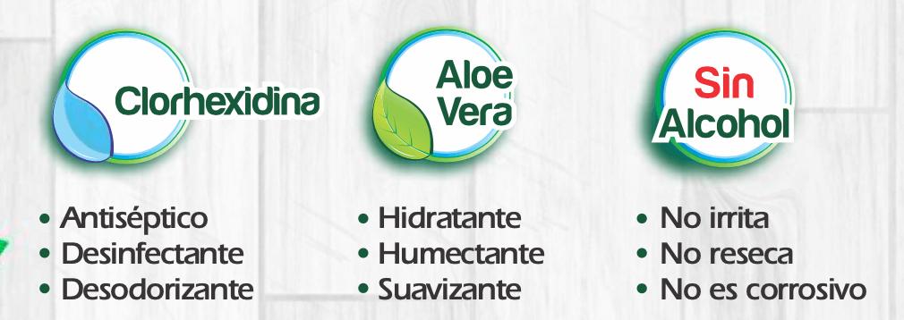 Toallitas con Aloe Vera para MAscotass
