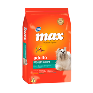Max Premium Especial Adulto Razas Pequenas Carne Cereales Verduras