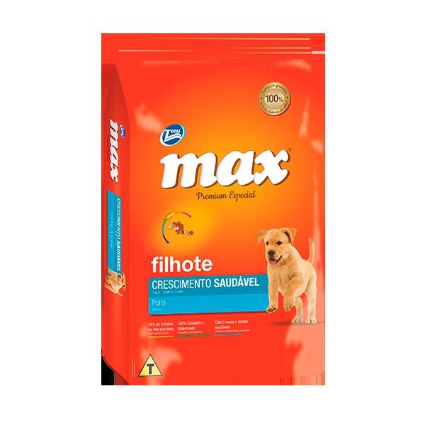 Max Premium Especial Cachorros Pollo
