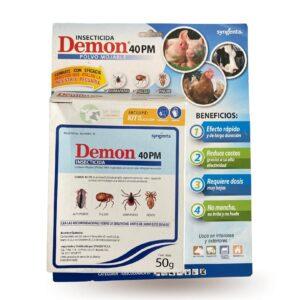 Demon 40 pm Insecticida Piretroide