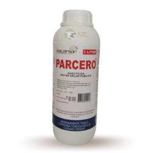 Parcero INsecticida Salud Pública