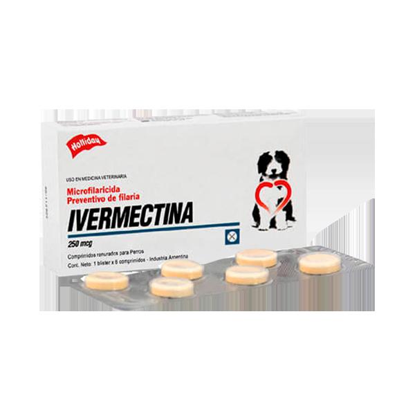 Ivermectina Antiparasitario para Mascotas