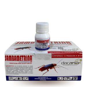 Sambametrina Insecticida