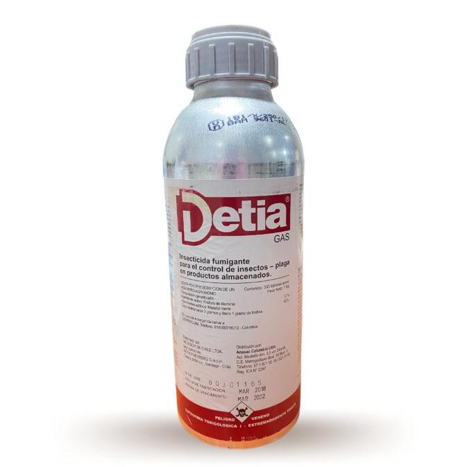 detia gas insecticida fumigante