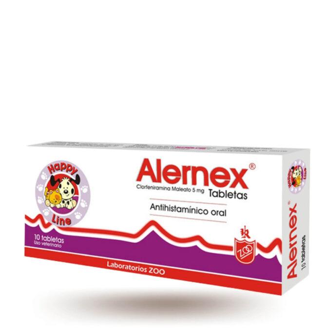 Alernex tabletas 1