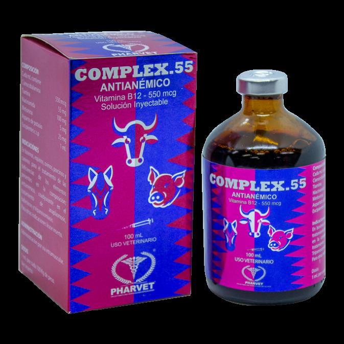 complex 55 antianemico