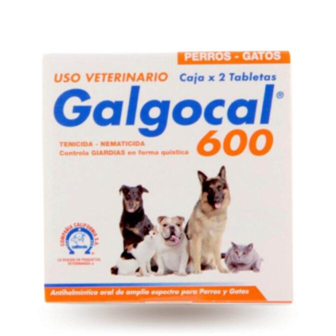 galgocal 600 2 tabletas 1