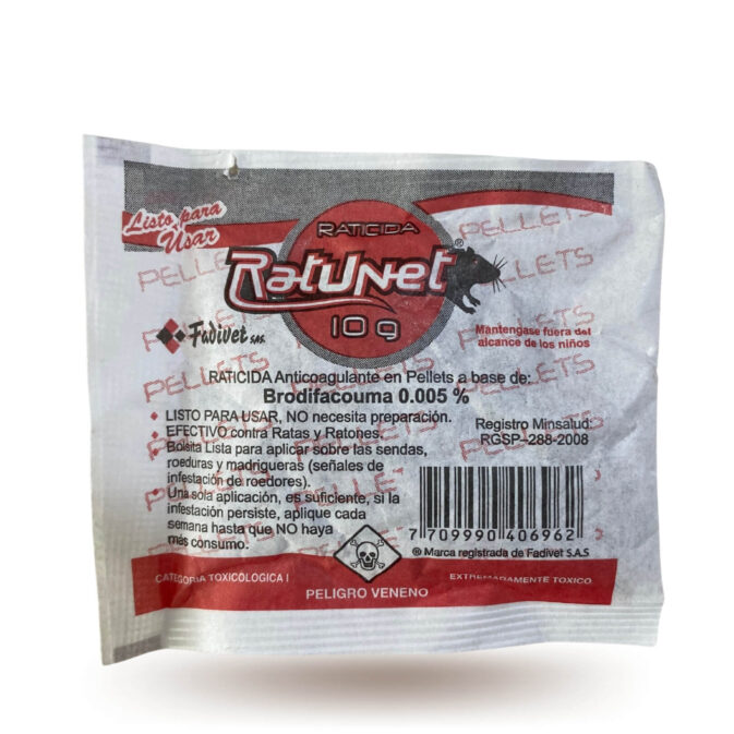 ratunet pellets raticida 1