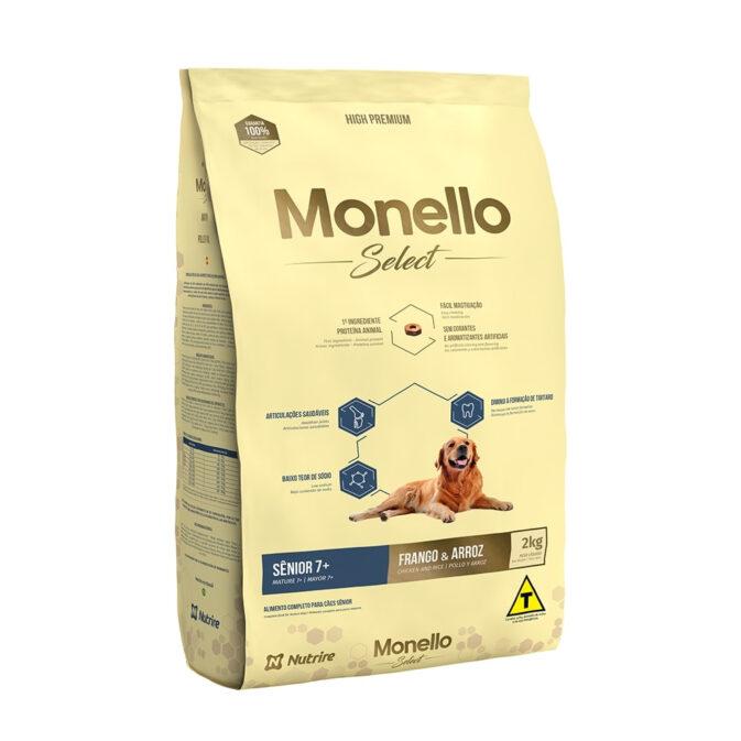 monello select dog senior