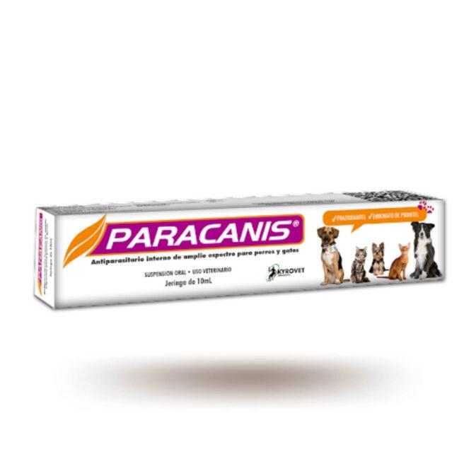 paracanis antidesparasitario 5ml 1