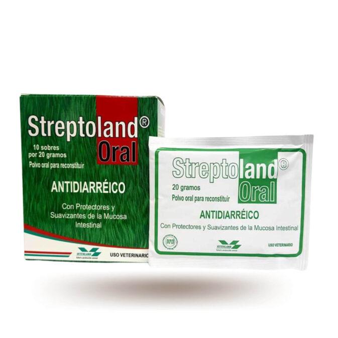 streptoland oral antidiarreico 2 1
