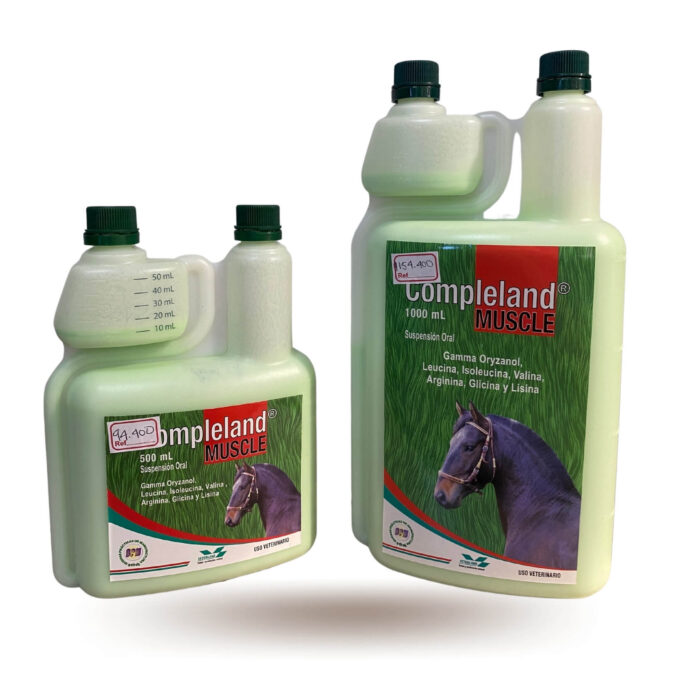 compleland muscle equinos 1