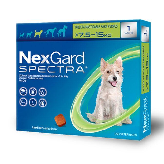 nexgard spectra 1.5 15